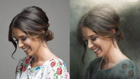 Creativelive - Advanced Techniques with Brushes in Photoshop CC by Lisa Carney