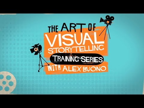 MZed: The Art Of Visual Storytelling - Cinematography Workshop with Alex Buono