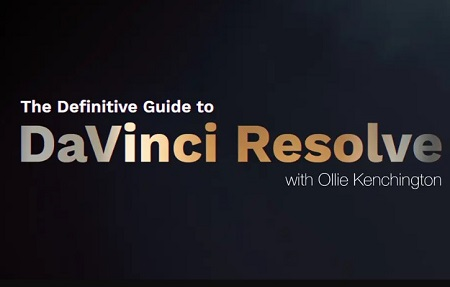 MZed - The Definitive Guide to DaVinci Resolve by Ollie Kenchington