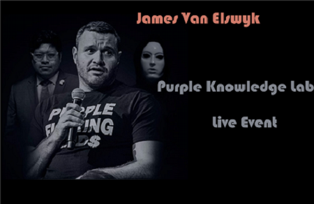 Purple Knowledge Lab Live Event - James Van Elswyk