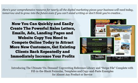 Yanik Silver - Ultimate Internet Copywriting Seminar